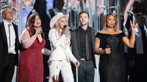 Macklemore, Mary Lambert, Madonna, Ryan Lewis, Queen Latifah